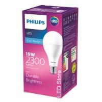 Lampu Bohlam LED Philips 19 Watt 19W 19Watt 19 W (Nyala Putih) Murah