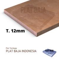 Plat Tembaga 12mm| Copper Plate harga per 1 cm2