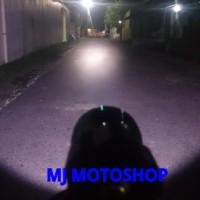 LAMPU TEMBAK CREE WORKLIGHT SINGLE EYE (SPOT/FOKUS) | LED MOTOR/MOBI