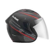 Honda HC B/R Helmet SIZE M 87100HFHCBRM