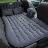 Athenaegis Kasur Matras Angin Mobil Travel Inflatable Bed + Air Pump