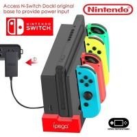 Charging Joy Con Joycon Dock Charger Nintendo Switch IPEGA PG-918
