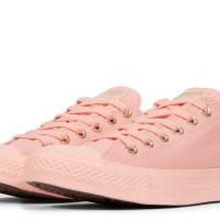 Converse Pink Peach Low Sepatu Wanita