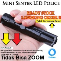 WaterproofSuper Value Lampu Senter Torch Flashlight LED Emergency