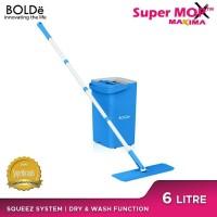 BOLDe Super Mop Maxima - Cokelat