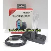 DOBE Charging Dock for Nintendo Switch Joy Con Pro Controller