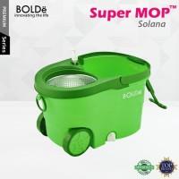 BOLDe Supermop Solana ( Alat Pel Lantai )