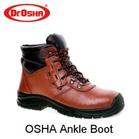 Sepatu Safety Shoes Dr Osha Osha Ankle Boot 3228 - Size 5 - 39