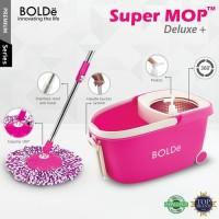 BOLDe Super Mop Deluxe+ roda alat pel lantai