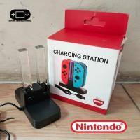 Charging Station Dock 4 Joycon Joy Con Nintendo Switch