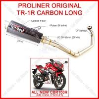 ProLiner TR1 Carbon Long Honda All New CBR150R Facelift K46 K45G Kna
