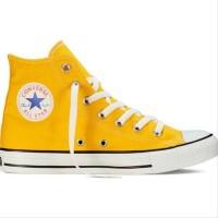 Converse Yellow High Boot Kuning Sepatu Pria Wanita