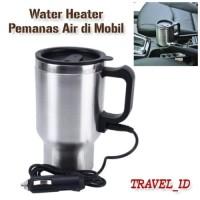 ELECTRIC GLASS HEATER CAR SOCKET LIGHTER gelas pemanas air di mobil