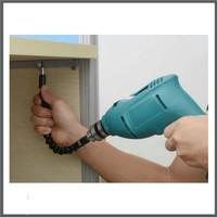 Fleksibel perpanjangan obeng bor listrik Flexible extender drill