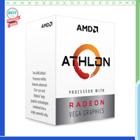 Dijual AMD Athlon 3000G (Radeon Vega 3) Limited