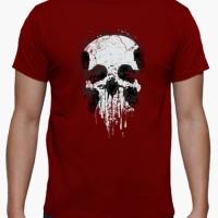 Kaos Zombies Skull T-Shirt