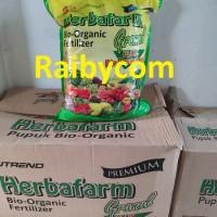 Herbafarm Granul 5Kg Pupuk Sidomuncul Bio Organik Fertilizer