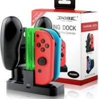 NINTENDO SWITCH DOBE Charging Dock Joy-Con & Pro Controller