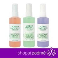 MARIO BADESCU FACIAL SPRAY WITH ALOE CUCUMBER AND GREEN TEA Rosewater