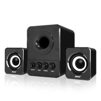 SADA D-203 Speaker Stereo 2.1 with Subwoofer & USB Power