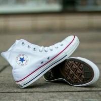 Converse White High Boot Putih Sepatu Pria Wanita