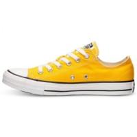 Converse Kuning Low Sepatu Pria Wanita