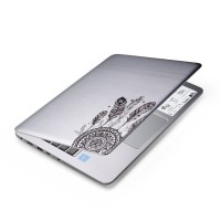 Stiker Decal PVC Motif Lucu untuk Laptop Macbook