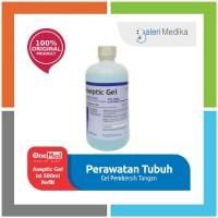 KF408 Aseptic Gel Onemed 500ml Antiseptic Gel Hand Sanitizer Refill