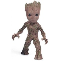 Miniatur Karakter Marvel Groot Guardians of the Galaxy [Model 4]