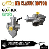 Karburator Motor PE28 Goyo