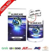 Albucare Original - Ekstrak Ikan Gabus - Walatra Albumin Kapsul Asli
