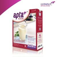 Apta+ Kolesfit Mixed Berry 3 sachet - Mengurangi Kadar Kolesterol