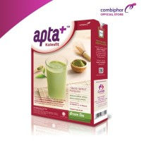 Apta+ Kolesfit Green Tea 3 sachet @60gr