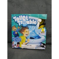 mainan anak toilet trouble / toilet trouble games