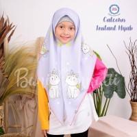 Jilbab Hijab Instant Segiempat Anak