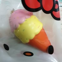 Squishy Murah mini ice cream sunny