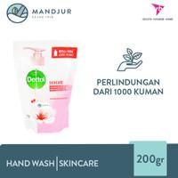 Dettol Handwash Skincare - 200 Gram Refill Pack