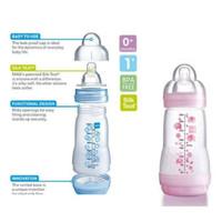 MAM Anti Colic Bottle 260ml | Botol Susu Bayi Anticolic | Dot Bayi