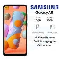 Samsung A11 Ram 3/32GB Garansi Resmi SEIN