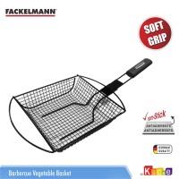 Fackelmann BBQ Vegetable & Shrimp Basket / Alat Panggang Sayur & Udang