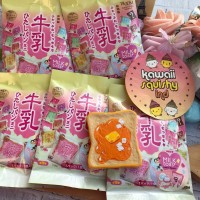 I-Bloom Mini Milk Toast Lovely Sweets Licensed Squishy (BLIND BAG)