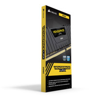 RAM PC CORSAIR VENGEANCE LPX DDR4 8GB 2400MHZ CMK8GX4M1A2400C16
