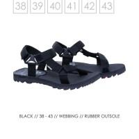 C 1JJ50 Sandal Pria Sandal Adventure Sandal Gunung Hiking Pria Ori