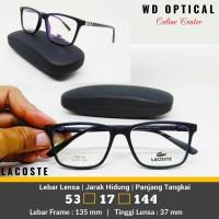 Frame Kacamata Murah Pria/Wanita/Fashion FG 18