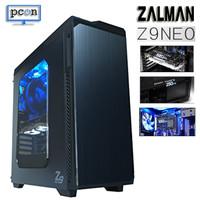 Casing PC GAMING ZALMAN MID TOWER N9 NEO BLACK FREE 5 FAN