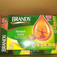 Brand's Saripati Ayam Rasa Cordyceps is 12
