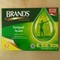 Saripati Ayam / Essence of Chicken Original 12' - Brands / Bai Lan Shi