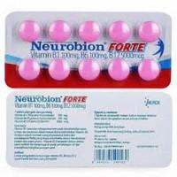 Neurobion Forte 1 strip isi 10's/ Vitamin B Complex