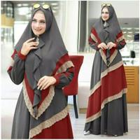 Syari Sabina / Gamis Syari Wanita Fashion Muslim