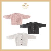 Knitted Cardigan Anak Perempuan / Sweater Bayi Wanita